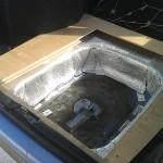 Короб в багажник ВАЗ 2111