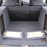 Ниши в багажнике ВАЗ 2111