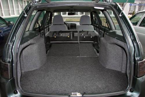 Внутренности багажника 2111