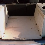 пол багажника ваз 2111