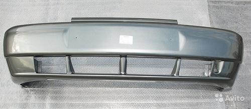 Демонтаж переднего бампера ВАЗ 2110