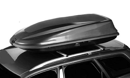 Пластиковый багажник на крышу ВАЗ 2110