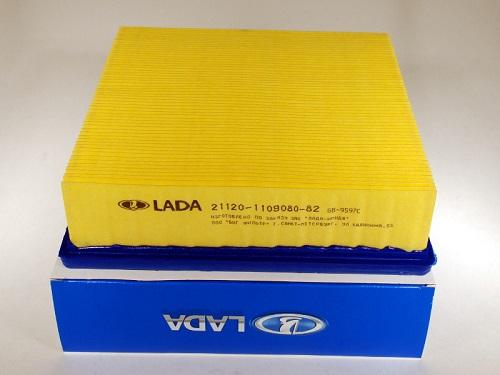 Оригинальный воздушный фильтр ВАЗ 2110