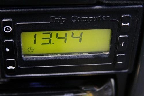 Настраиваем Бортовой компьютер АМК 211001