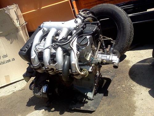 Шестнадцатиклапанный двигатель ВАЗ 2110