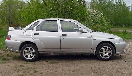 ВАЗ 21106 GTI с мотором объемом 2 литра