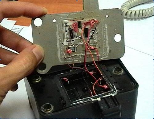 Пайка модуля зажигания ВАЗ 2110