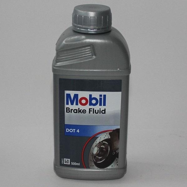 Тормозная жидкость от Mobil