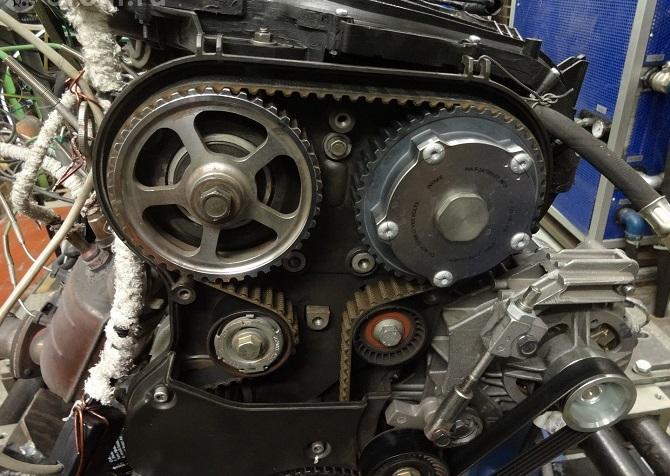 Двигатель Лада Веста Спорт