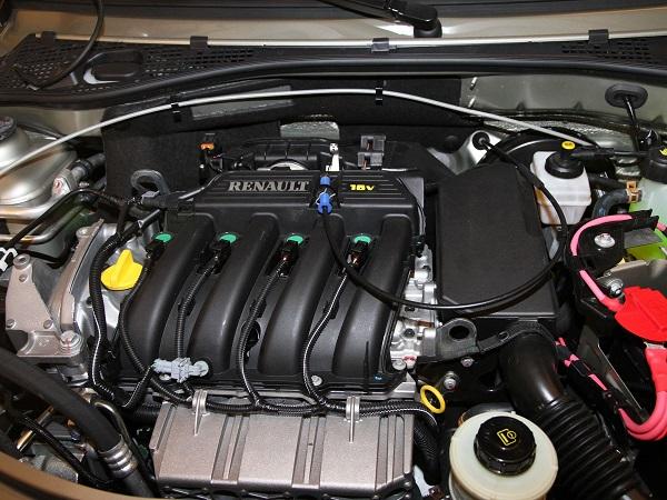 16 клапанный двигатель Renault