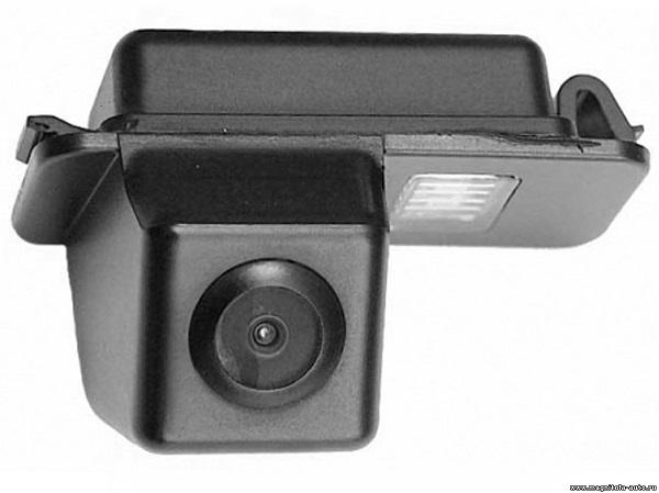 Камера заднего вида на приоре