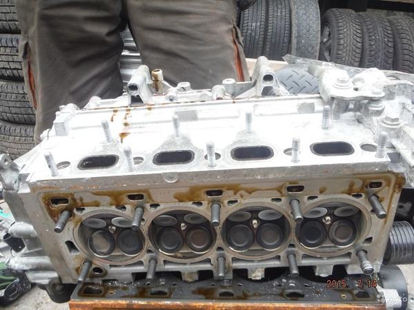Головка блока двигателя 16V