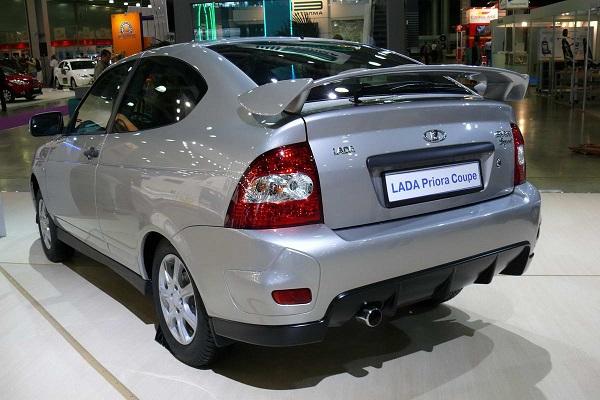 Lada Priora Sport Coupe
