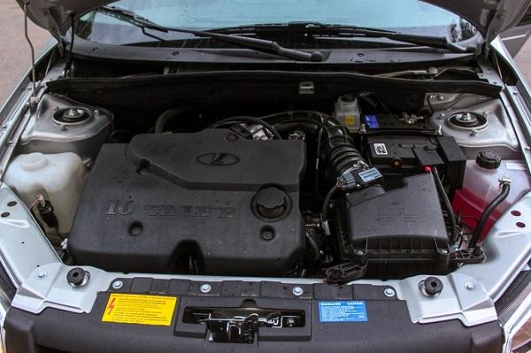 Двигатель LADA GRANTA