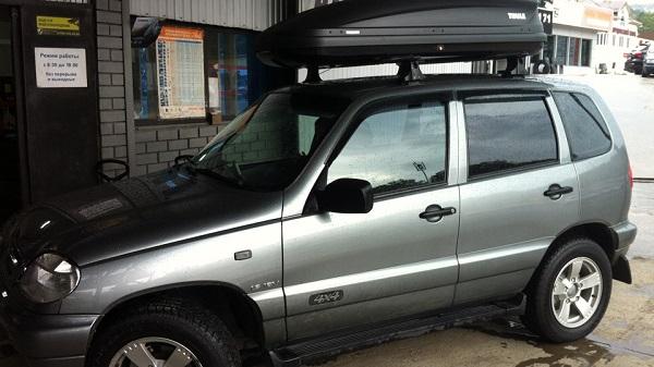 Chevrolet Niva FAM 1