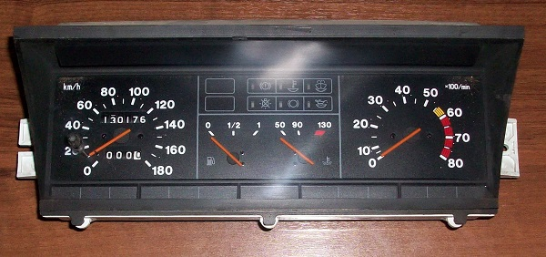 Панель приборов от 2108