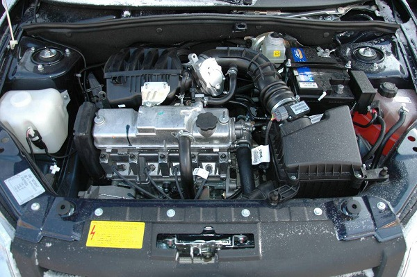 Двигатель 1.6 87л.с.