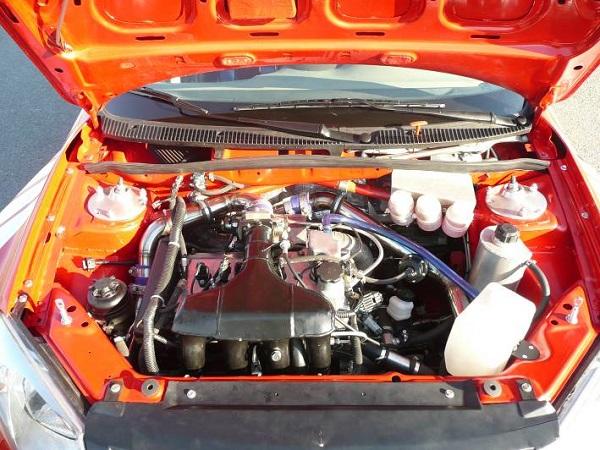Двигатель Спортивной модели