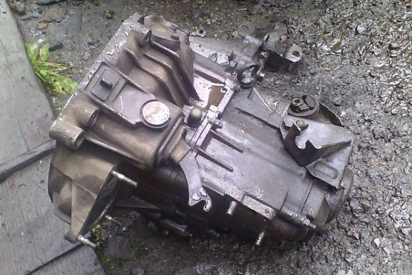 МКПП б\у для Lada 2114