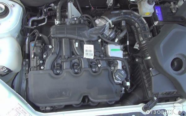 Мотор 21127 - 106 л.с.
