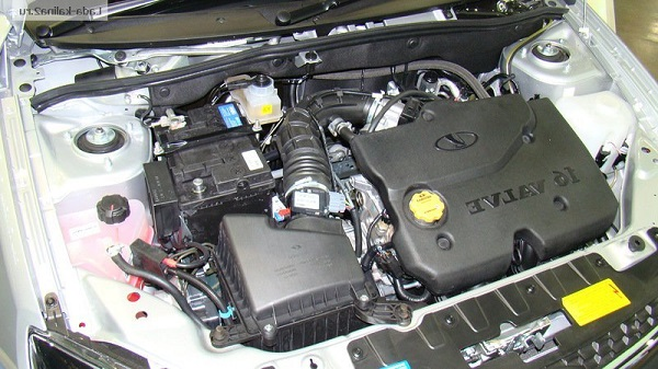 Двигатель Калина 2