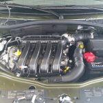 Двигатель Рено Дастер 2.0i