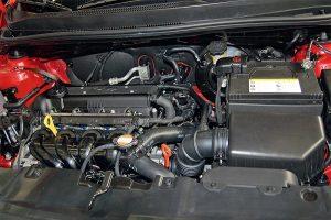 Двигатель Соляриса
