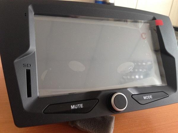 MMS s ZHK displeem - Магнитола на калину 2 с экраном